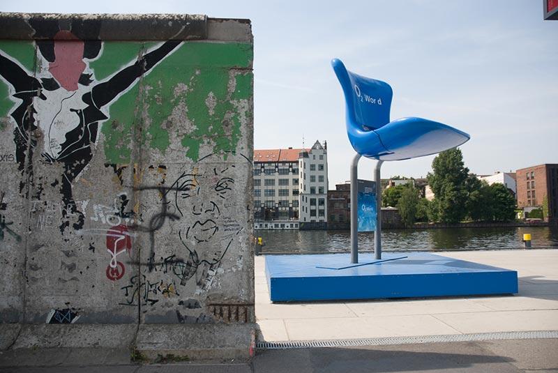 mur-de-berlin A berlin - Photo copyright Didier Laget