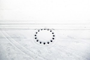 neige-velo - Photo Didier Laget