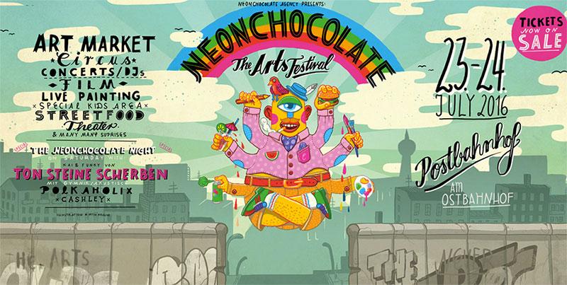 Neonchocolate