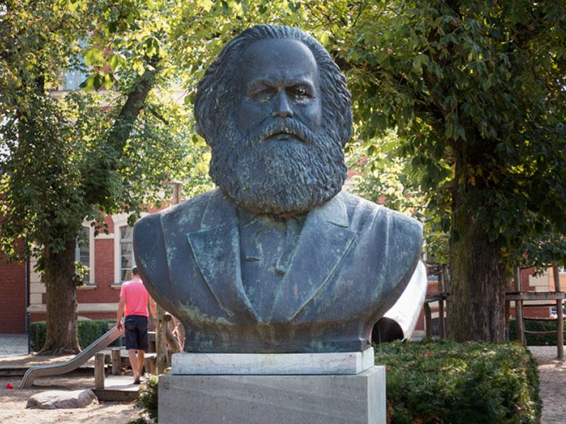 Neuruppin - Karl-Marx- Photo Didier LAget