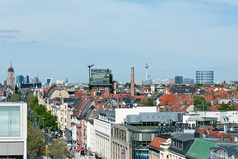 panorama A berlin - Photo copyright Didier Laget