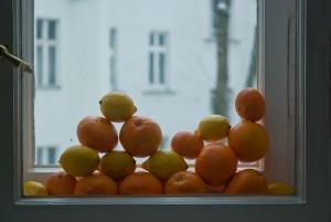 Comment conserver des fruits, des fruits à Berlin, longtemps, gratuitement - Photo Didier Laget