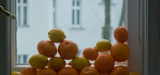 Comment conserver des fruits, des fruits à Berlin, longtemps, gratuitement - Photo Didier Laget