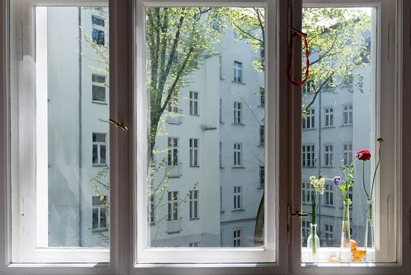Comment conserver des fleurs, des fruits à Berlin, longtemps, gratuitement - Photo Didier Laget