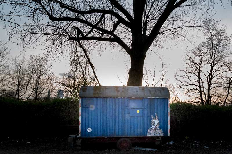 paste-up-kreuzberg - Photo copyright Didier Laget