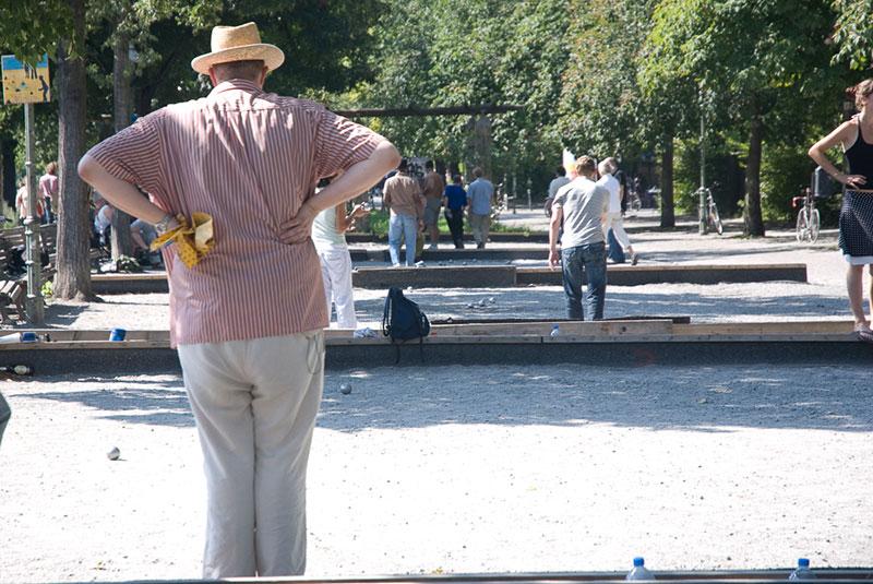 petanque A berlin - Photo copyright Didier Laget