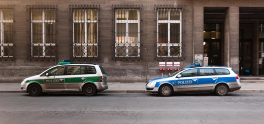 polizei A berlin - Photo copyright Didier Laget