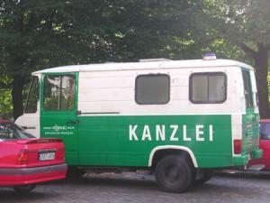 polizei-kanzlei A berlin - Photo copyright Didier Laget