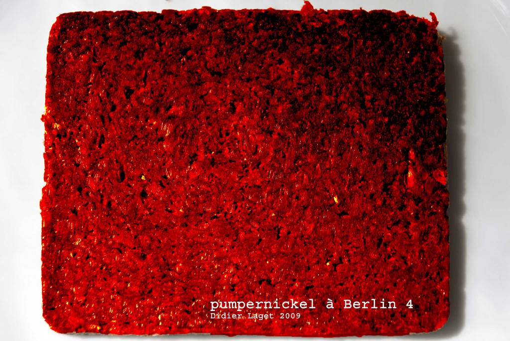 pumpernickel A berlin - Photo copyright Didier Laget