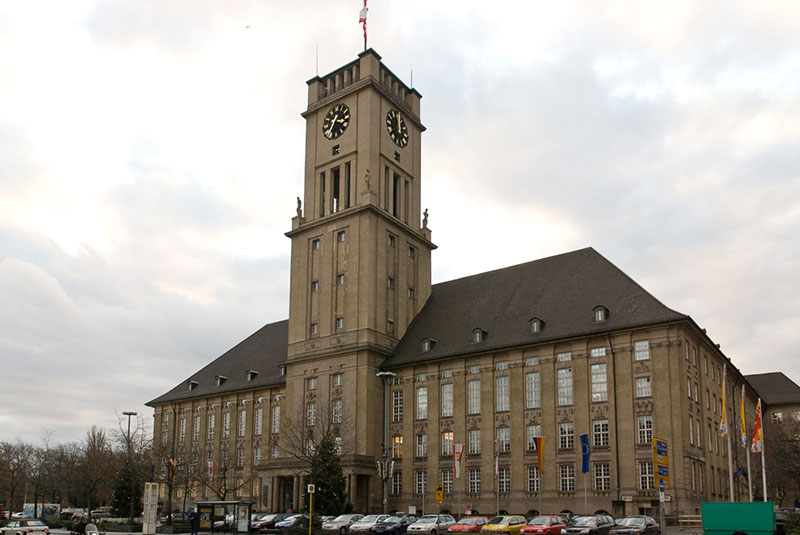 rathaus-schoeneberg A berlin - Photo copyright Didier Laget