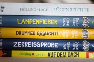 roman en allemand