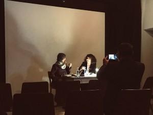 Ruth Zylberman au Wolf Kino