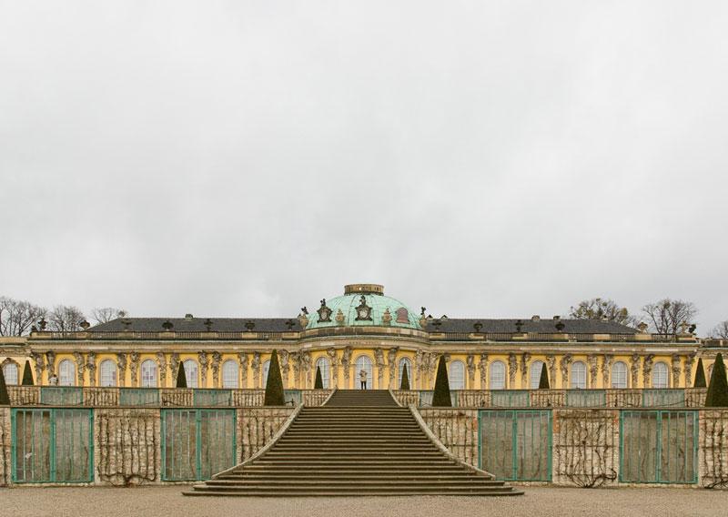 sans-souci-postdam-A berlin - Photo copyright Didier Laget