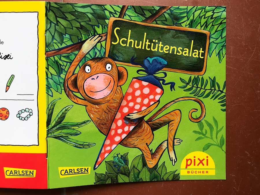Schultütensalat - Beate Dölling &Didier Laget