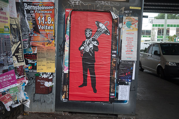 seeed A berlin - Photo copyright Didier Laget