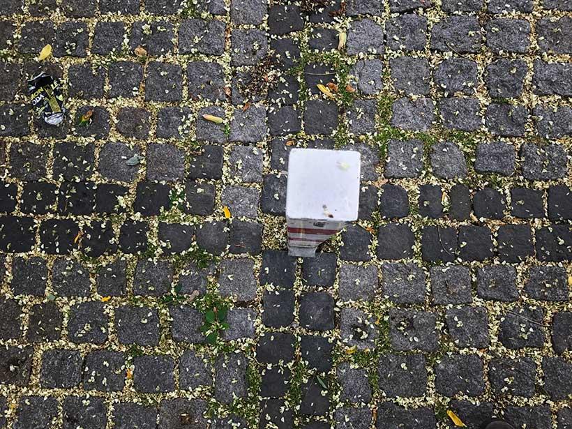 Riemannstraße - Photo Didier Laget