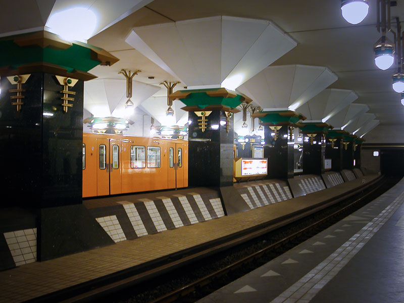 spandau-u-A berlin - Photo copyright Didier Laget