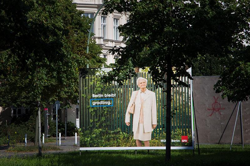 SPD Berlin bleibt gradlinig