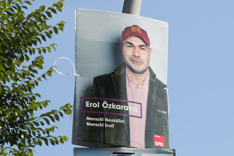 Erol Özkaraca et gentil et il a sérieusement changé de look. - Photo copyright Didier Laget