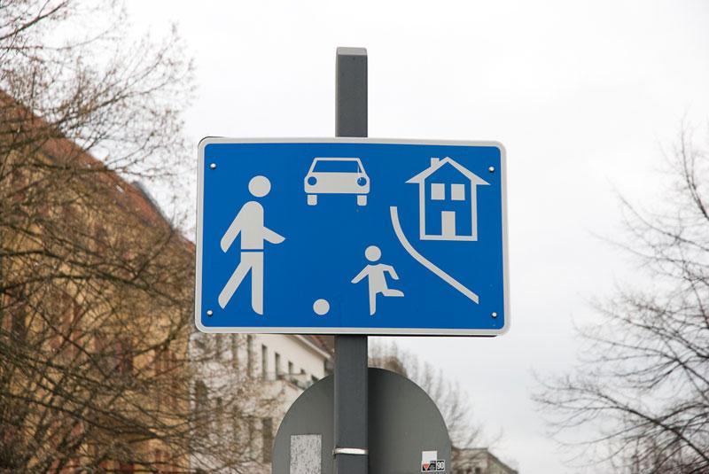 spielstrasse- A berlin - Photo copyright Didier Laget