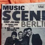 Sunny Jim Band in Berlin