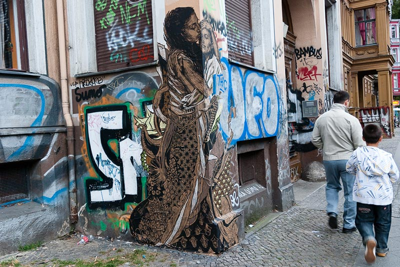 swoon A berlin - Photo copyright Didier Laget