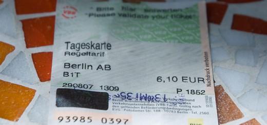 tageskarte-berlin-AB A berlin - Photo copyright Didier Laget