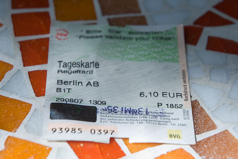 tageskarte-berlin-AB A berlin - Photo copyright Didier Laget