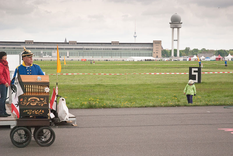 tempelhof A berlin - Photo copyright Didier Laget