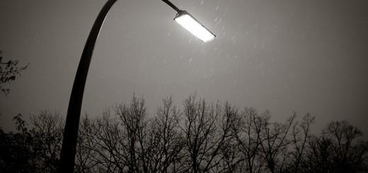 Tempelhofer Feld le soir - Photo Didier Laget