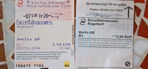 tickets A berlin - Photo copyright Didier Laget