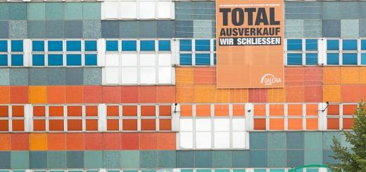 Total Ausverfauf - Photo Didier Laget