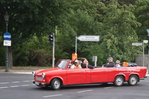 trabant A berlin - Photo copyright Didier Laget
