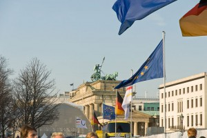traite-de-rome-50 ans A berlin - Photo copyright Didier Laget