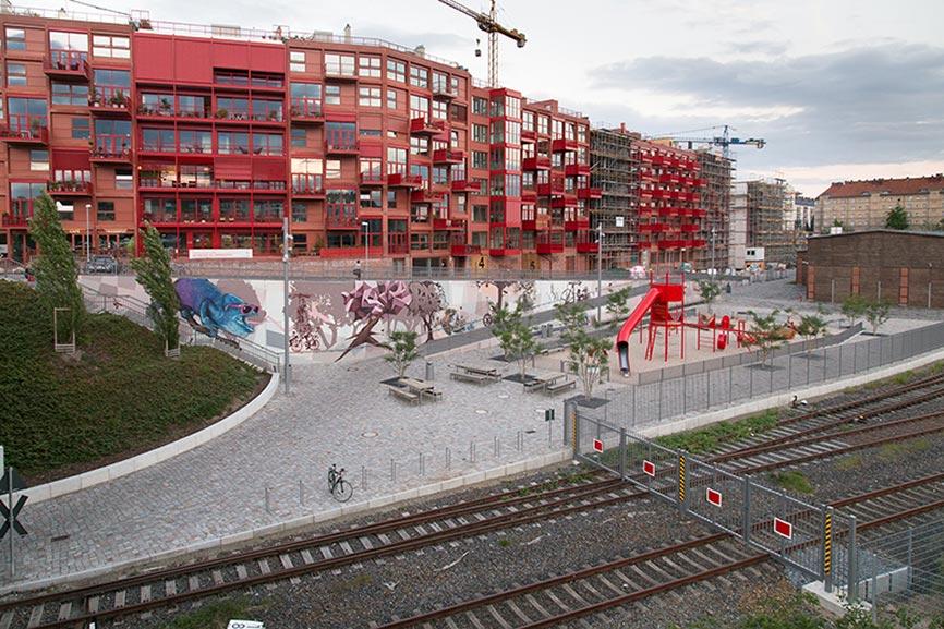trop-rouge A berlin - Photo copyright Didier Laget