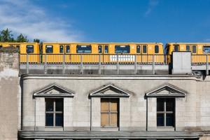 u-bahn A berlin - Photo copyright Didier Laget