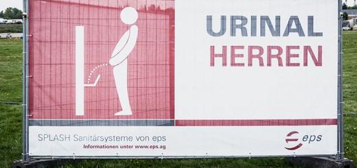 urinal Tempelhof - Photo Didier Laget
