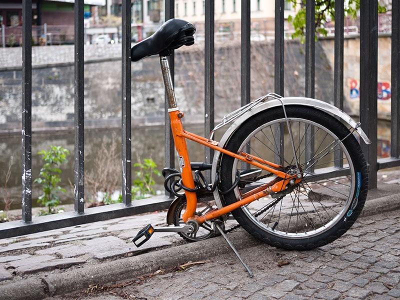 Un bout de vélo sur le Landwehrkanal - Photo Didier Laget