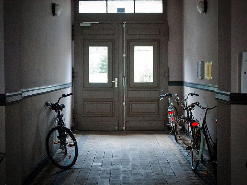 vieux-velo A berlin - Photo copyright Didier Laget