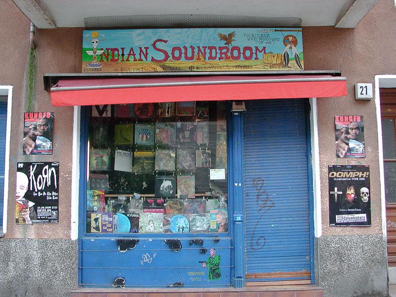 vinyle-disque-A berlin - Photo copyright Didier Laget