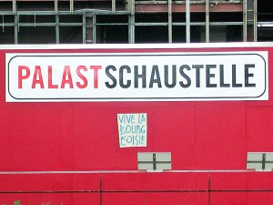 vive-la-bourgeoisie-SP38 A berlin - Photo copyright Didier Laget