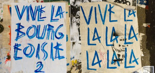 vive-la-bourgeoisie-A berlin - Photo copyright Didier Laget