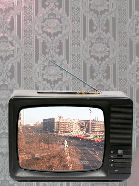 vu-a-la-tv A berlin - Photo copyright Didier Laget