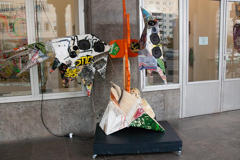 white-trash-contemporary A berlin - Photo copyright Didier Laget