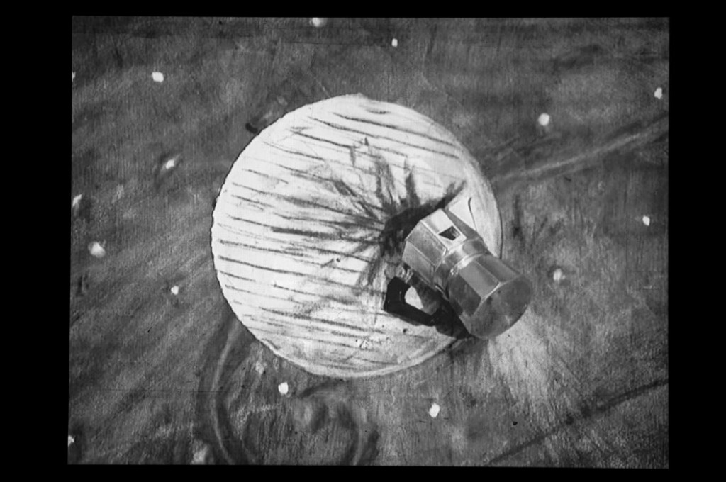 William Kentridge-Le Voyage dans la Lune - Photo William Kentridge