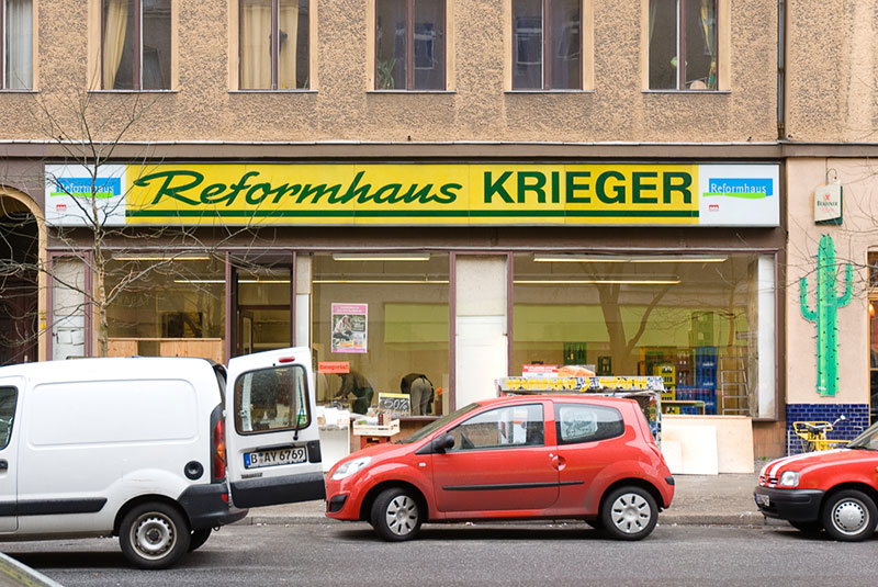 xberg-boutique A berlin - Photo copyright Didier Laget
